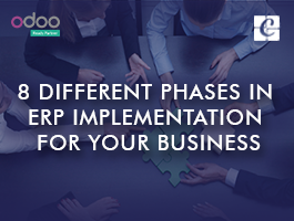 8 Different Phases in ERP Implementation for your Business