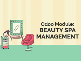 ODOO MODULE - BEAUTY SPA MANAGEMENT