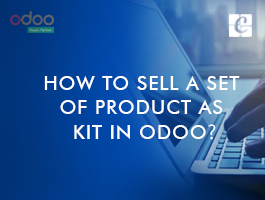 How to Sell a Set of Product as Kit in Odoo