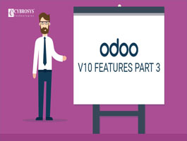 ODOO V10 FEATURES PART 3