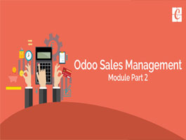 Odoo Sales Management Module Part 2