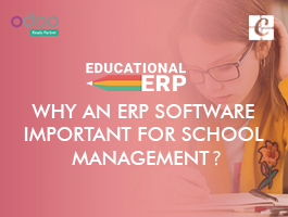 Why an ERP Software Important for School Management?