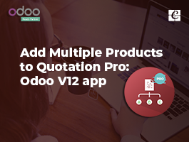 Add Multiple Products to Quotation Pro: Odoo v12 App