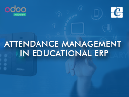 Attendance Management In Educational ERP