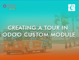 Creating a tour in Odoo custom module