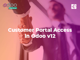 Customer Portal Access in Odoo v12