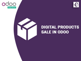 Digital Products Sale in Odoo