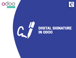 Digital Signatures in Odoo