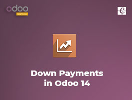 Down Payments in Odoo 14