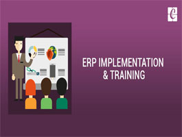 ERP IMPLEMENTATION AND TRAINING