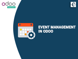 Event management in odoo