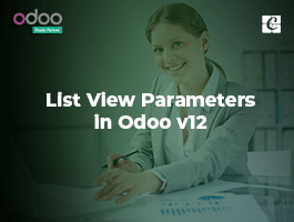Fields and Parameters in Odoo