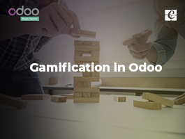Gamification in Odoo