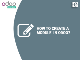 How to create a module in Odoo?