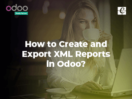 How To Create And Export XML Report In Odoo
