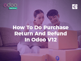 How to Do Purchase Return and Refund in Odoo 12