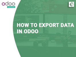 How to Export data in Odoo?