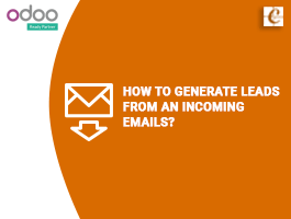 How to generate leads from an incoming email?
