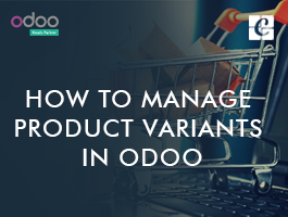 How to Manage Product Variants in Odoo