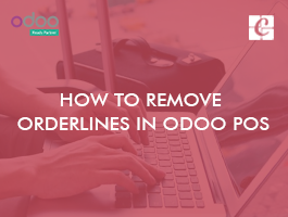 How to Remove Order Lines in Odoo 12 POS