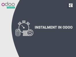 Instalment in Odoo