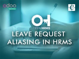 Leave Request Aliasing In HRMS