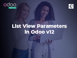 List View Parameters in Odoo 12