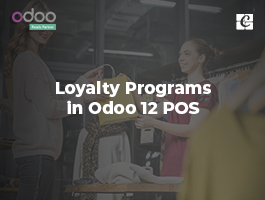 Loyalty Programs in Odoo 12 POS