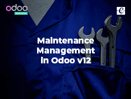 Maintenance Management in Odoo V12