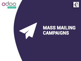 Mass Mailing Campaigns in Odoo