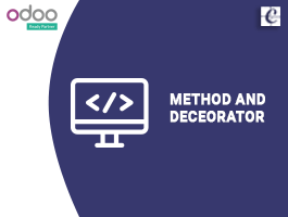 Method and decorator