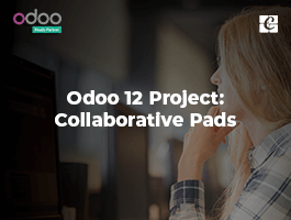 Odoo 12 Project - Collaborative Pads