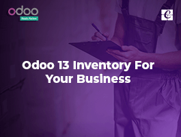 Odoo 13 Inventory For Your Business