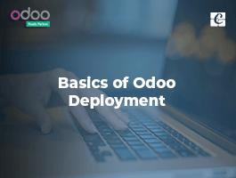 Basics of Odoo Deployment