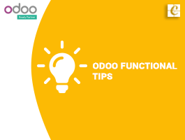 Odoo Functional Tips