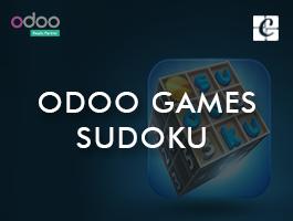 Odoo Games - Sudoku