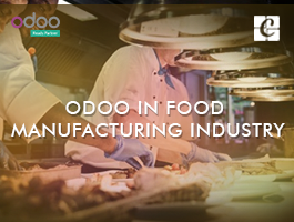 Odoo In Food Manufacturing Industry