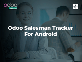 Odoo Salesman Tracker for Android