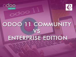 Odoo 11 Community Vs Enterprise Edition