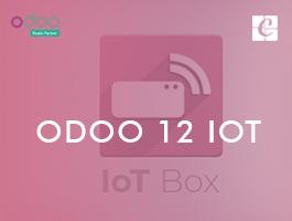 Odoo 12 IoT