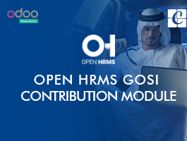 Open HRMS GOSI Contribution Module