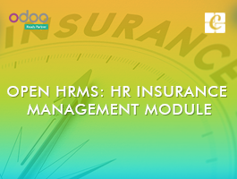 Open HRMS: Hr Insurance Management Module