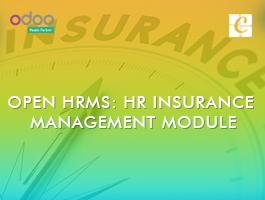 Open HRMS: Hr Insurance Management Module