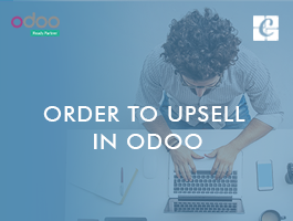 Order to Upsell in Odoo v12
