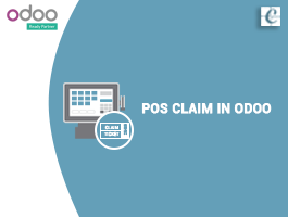 POS claim in Odoo