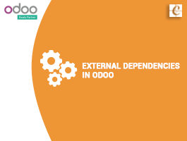 External Dependencies ,Pre Init Hook & Post Init Hook In Odoo