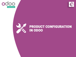 Product configuration in Odoo