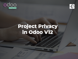 Project Privacy in Odoo V12