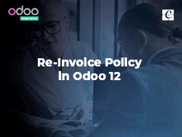 Re-Invoice Policy in Odoo 12