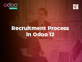 Recruitment Process in Odoo 12
